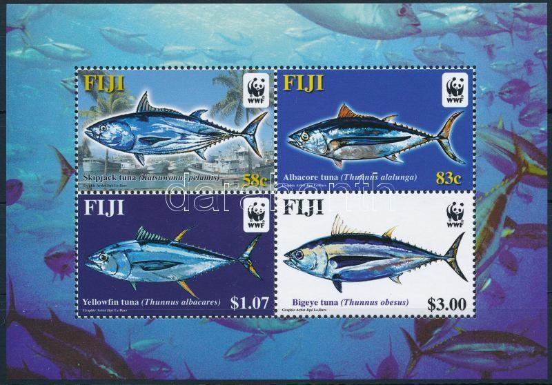 Tuna block, Tonhalak blokk