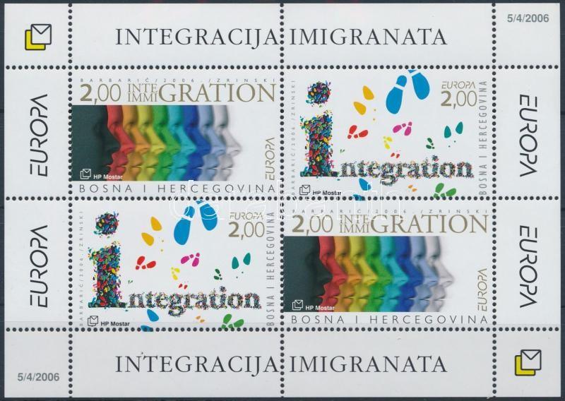 Europa CEPT Integration block, Európa CEPT: Integráció blokk