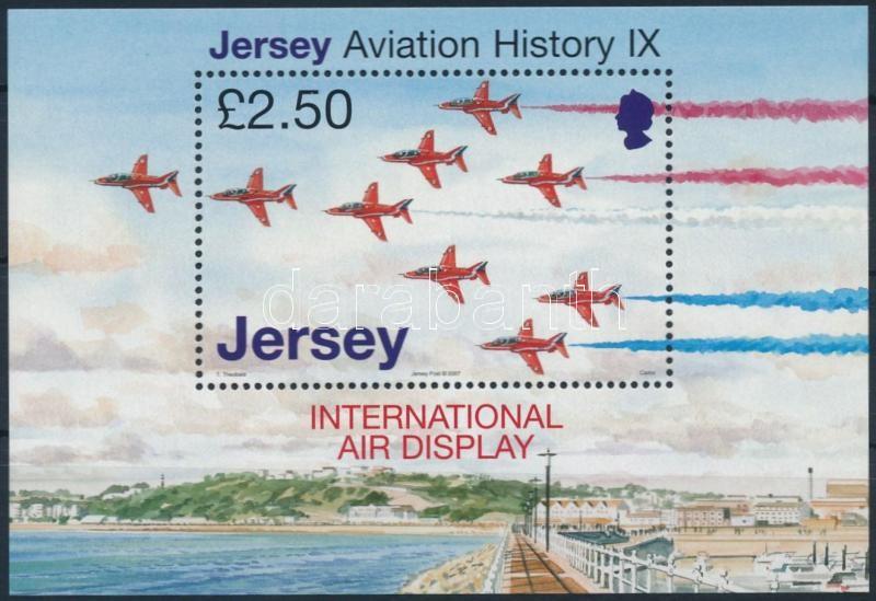 History of Aviation (IX) block, A repülés története (IX) blokk