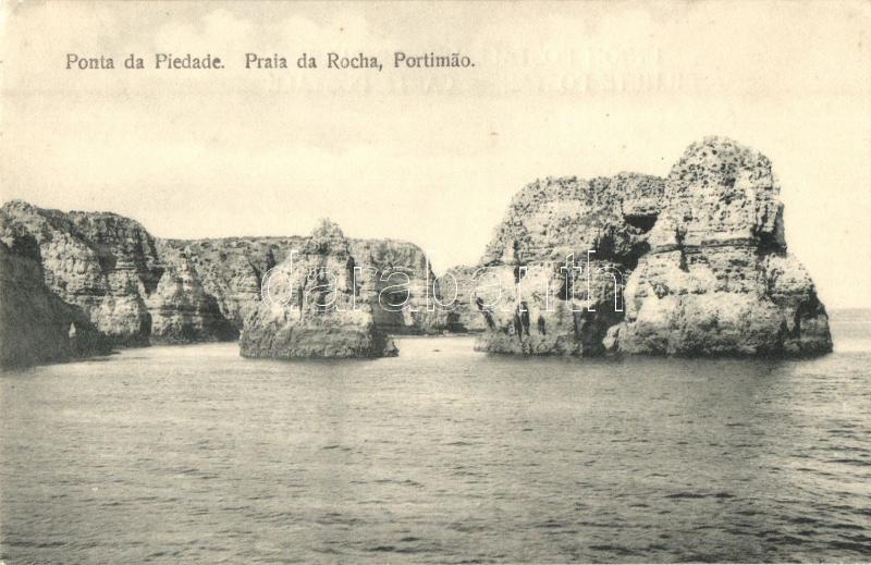 Portimao, Praia da Rocha, Ponta da Piedade