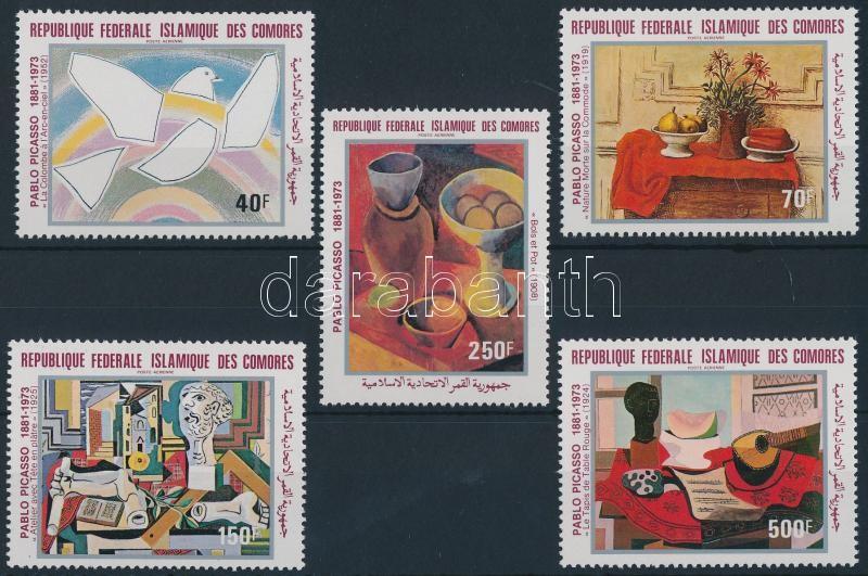 Picasso set, Picasso születésének 100. évfordulója sor