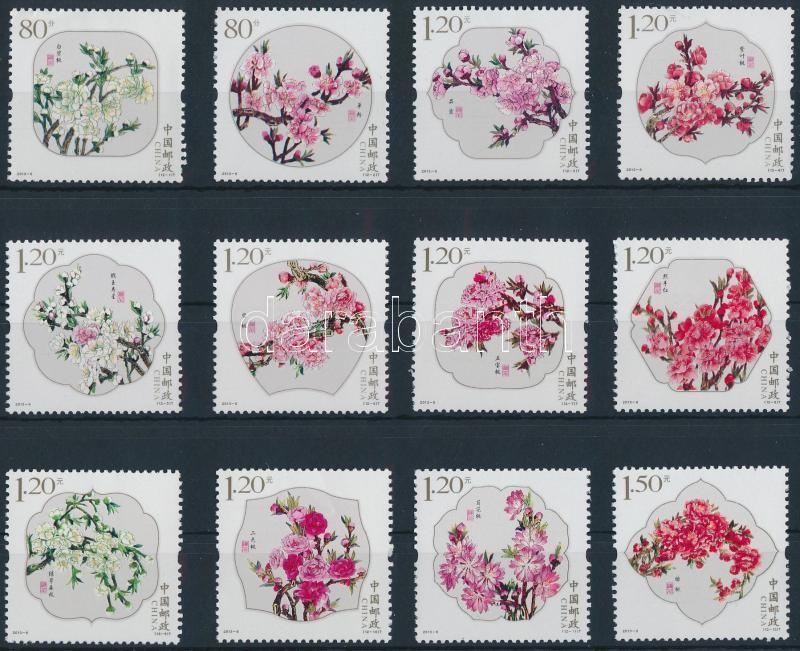 Cherry Blossom set, Cseresznyefavirágzás sor