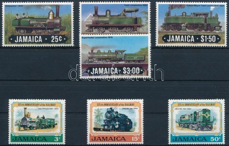 1970-1984 Locomotives 2 sets (marks of hinges), 1970-1984 Mozdonyok 2 klf sor (apró betapadásnyomok)
