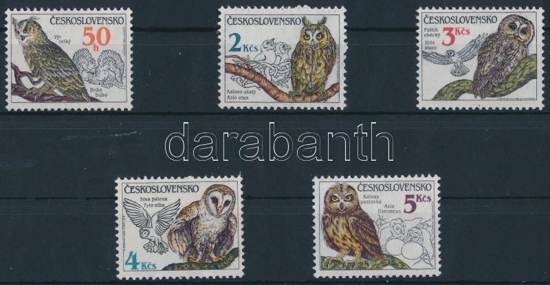 Owls set, Baglyok sor