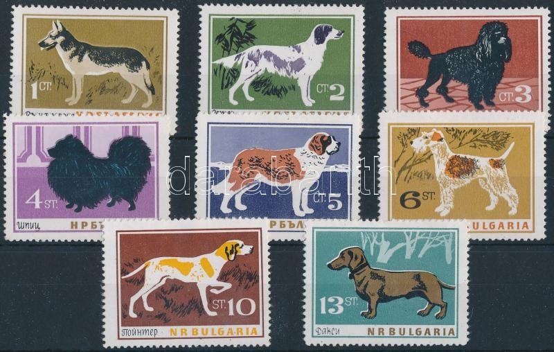 Dog set, Kutya sor