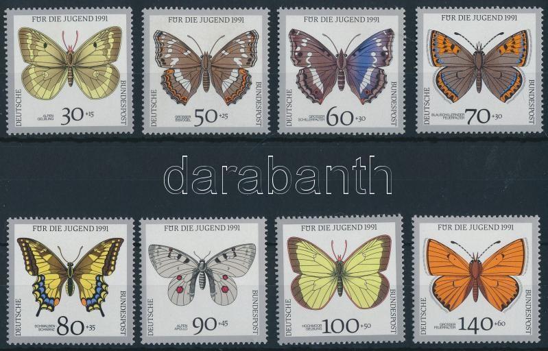 Butterfly set, Lepke sor