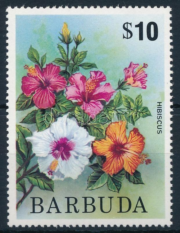 Definitive: Flower stamp, Forgalmi; Virág bélyeg
