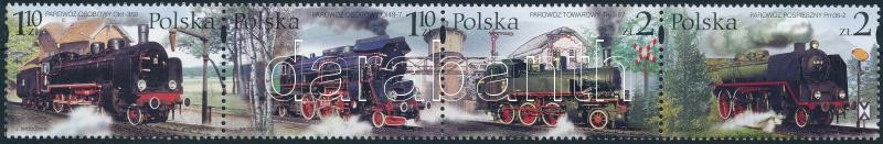 Locomotive stripe of 4, Mozdony 4-es csík
