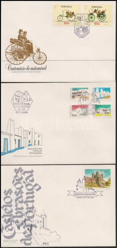 7 FDC, 7 klf FDC