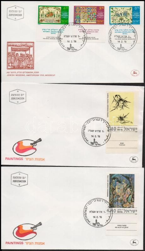 6 FDC, 6 klf FDC