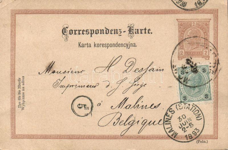 Franz Joseph I., stamp, I. Ferenc József osztrák császár, bélyeg, Franz Joseph I., Stamp