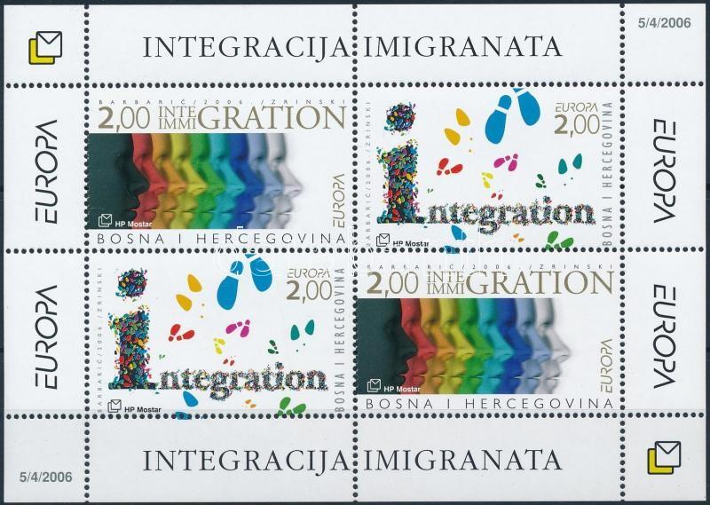 Europa CEPT: Integration block, Europa CEPT: Integráció blokk