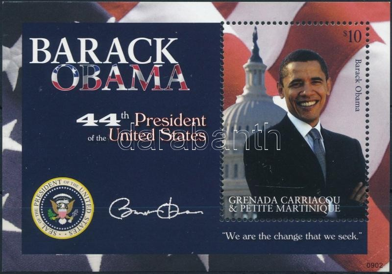 Obama block, Obama blokk