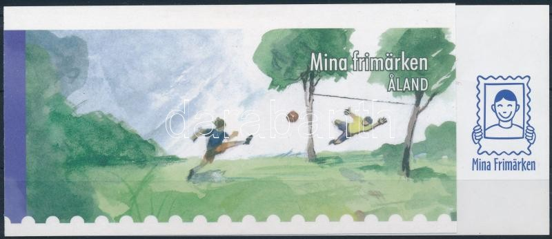 Sport self-adhesive stamp-booklet, Sport öntapadós bélyegfüzet