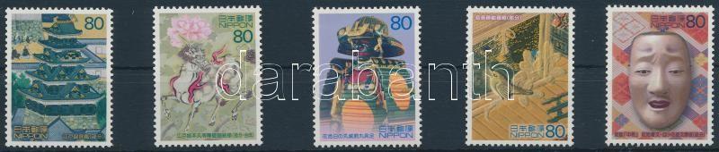 400th anniversary of Edo's shogunate set, 400 éves az edoi shogunátus sor