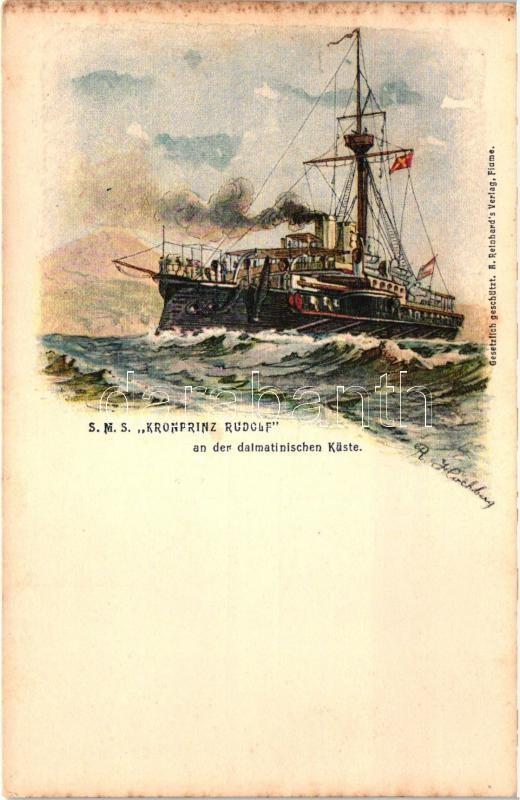 SMS Kronprinz Erzherzog Rudolf