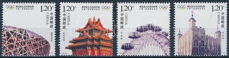 Az olimpiai zászló átadása sor, Transfer of the Olympic flag set