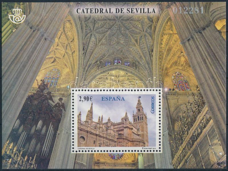 Cathedrals (VII) block, Katedrálisok (VII.) blokk
