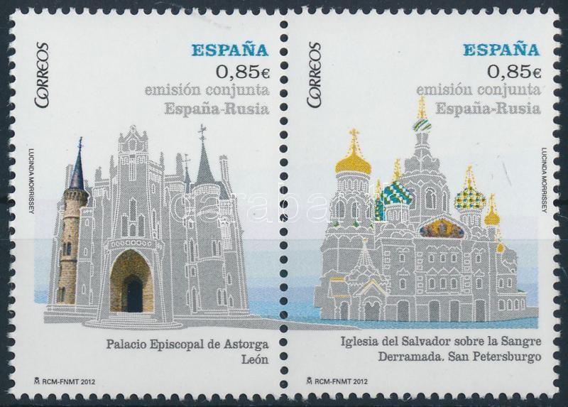 Russian buildings pair, Orosz épületek pár