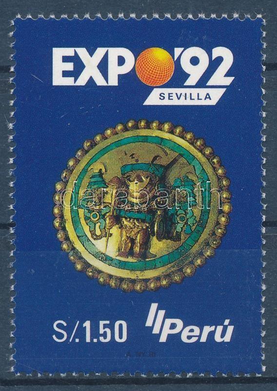 World exhibition EXPO '92, Világkiállítás EXPO '92