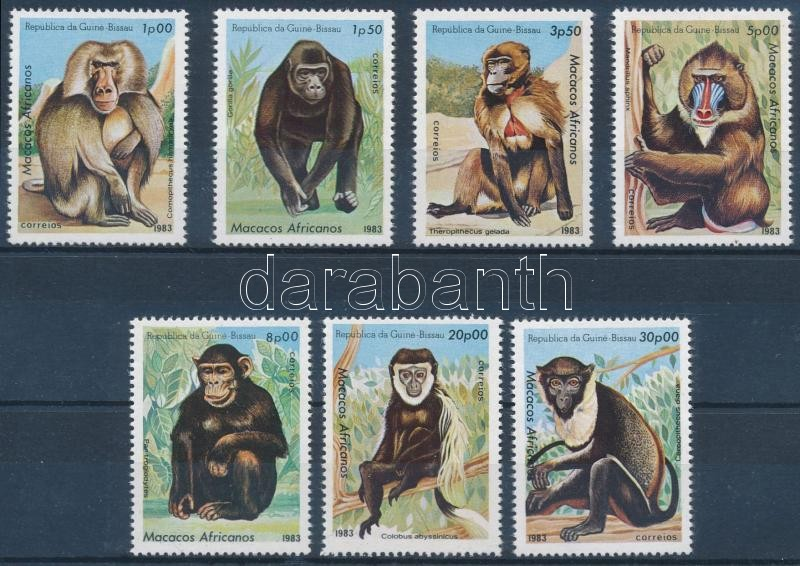 Monkeys set, Majmok sor