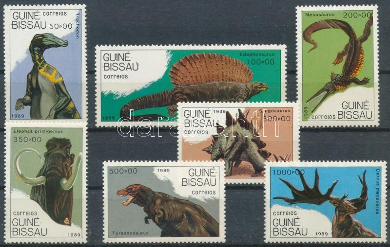 Prehistoric Animals set, Ősállatok sor