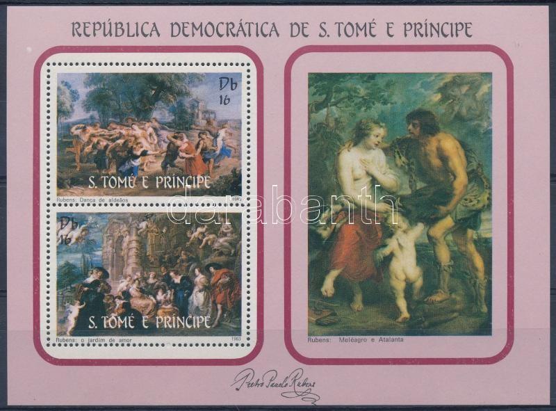 Rubens paintings, Easter block, Rubens festmény: Húsvét blokk