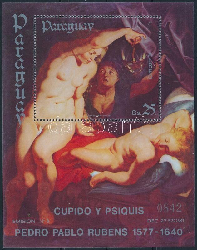 Peter Paul Rubens block, Peter Paul Rubens blokk