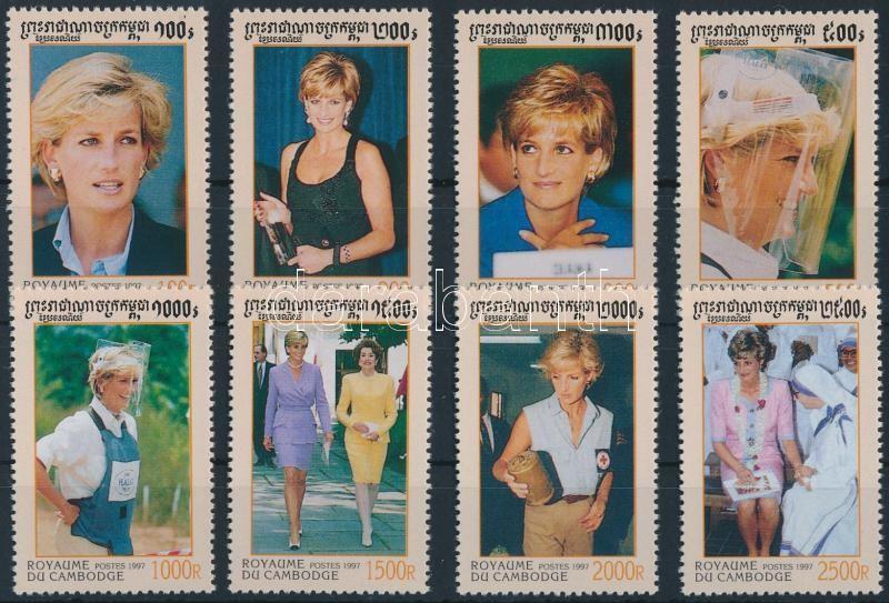 Princess Diana's death set, Diana hercegnő halála sor