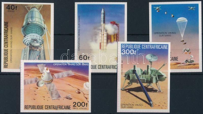 Mars probes set, Mars-szondák sor