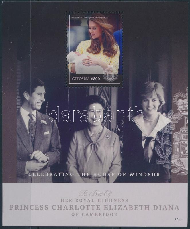 Princess Charlotte's birth block, Charlotte hercegnő születése blokk