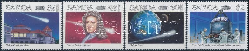 Halley's Comet set, Halley-üstökös sor
