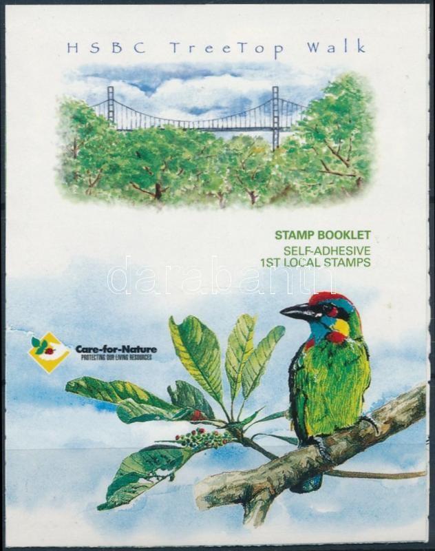 Environmental Protection stamp booklet, Környezetvédelem bélyegfüzet