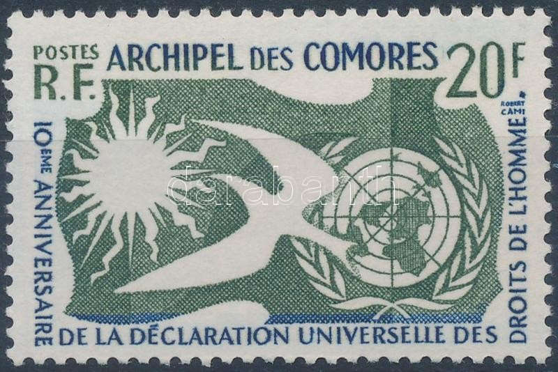 Human Rights, Emberi jogok