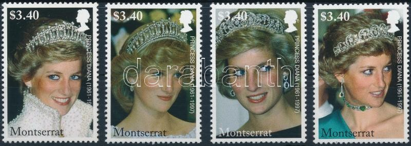Princess Diana's 10th death anniversary set, Diana hercegnő halálának 10. évfordulója sor