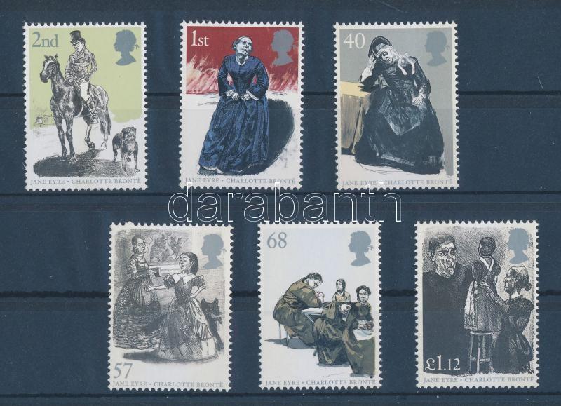 Charlotte Brontë set, Charlotte Brontë sor