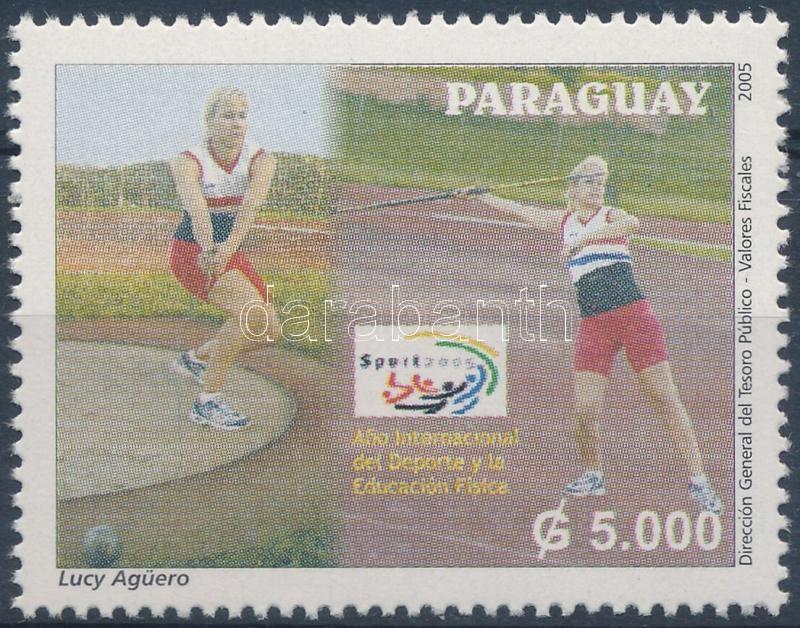 International Year of the Sport, A sport nemzetközi éve