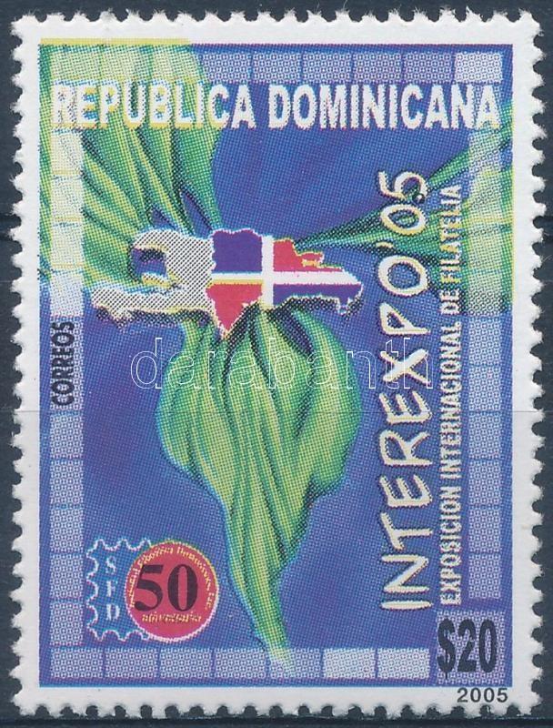 Interexpo Stamp exhibition, Interexpo bélyegkiállítás