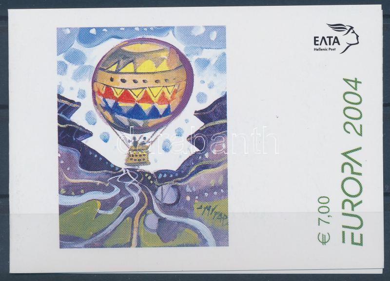 Europa CEPT stamp.-booklet, EUROPA CEPT bélyegfüzet