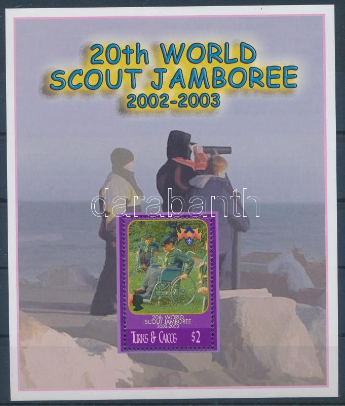 20th International Scouting block, 20. Nemzetközi cserkésztalálkozó blokk