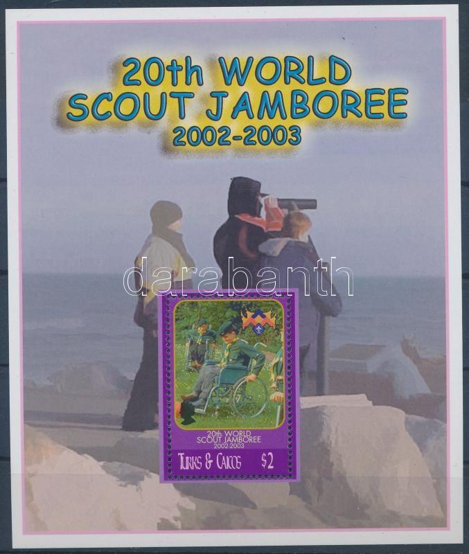 20th International Scouting Meeting block, 20. Nemzetközi cserkésztalálkozó blokk