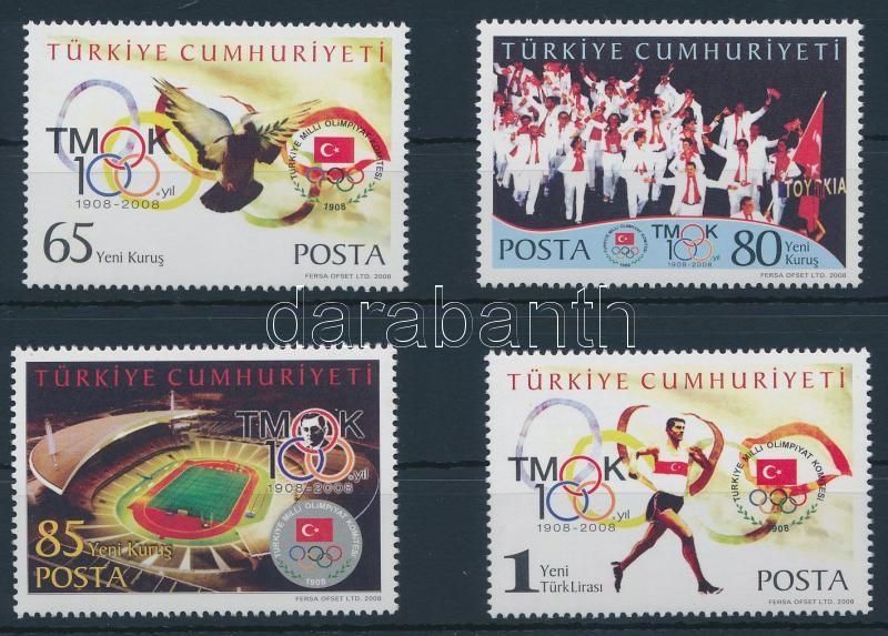Centenary of National Olympic Association set, 100 éves a Nemzeti Olimpiai Bizottság sor