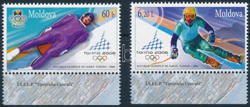 Winter Olympics, Turin margin set, Téli olimpia, Turin ívszéli sor
