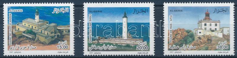 Lighthouses set, Világítótornyok sor