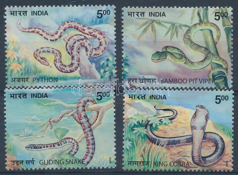 Snakes set, Kígyók sor
