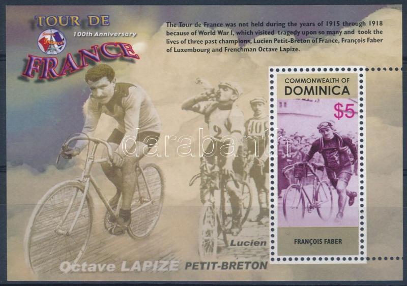 Tour de France block, Tour de France  blokk