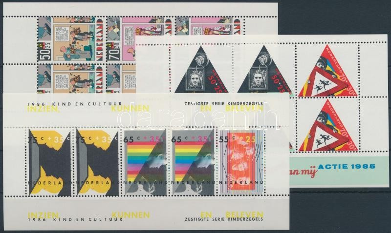 1984-1986 3 diff block, 1984-1986 3 klf blokk