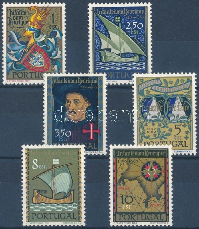 Heinrich, a tengeri utazó sor, Heinrich, the sea traveler set