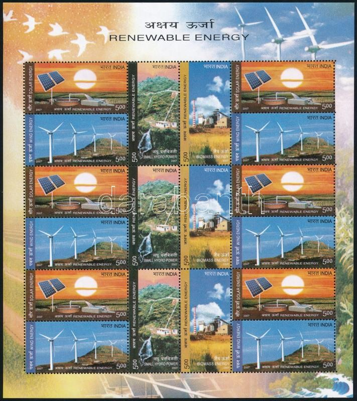 Energy production block, Energia blokk