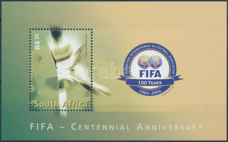 Centenary of FIFA block, 100 éves a FIFA blokk